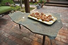 Natural Rock Coffee Table