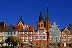 Untermarkt, Gelnhausen, Hesse, Germany