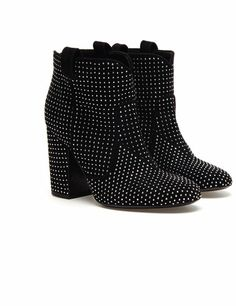 Laurence Dacade 'Pete' Studded suede ankle boots (www.brownsfashion.com)