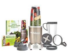 Nutri Bullet 13 Piece NB9-1301 Pro Powerhouse, Champagne ** This is an Amazon Affiliate link. Want additional info? Click on the image.