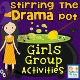 Bully and Relational DRAMA Activities for Girls Groups - Movies - Buvizyon School Counselor Office, Middle School Counseling, Elementary School Counselor, School Social Work, School Counselor Organization, Drama Activities, Activities For Girls, Counseling Activities, Group Counseling