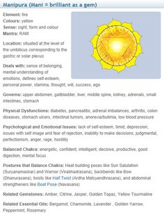 Divine Spark:  3 solar plexus, poses to balance your #chakras.