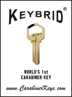 Carabiner-Key-Blank