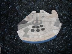 Hip To Be  A Square podcast: Star Wars, Return of the Quilt by Pantsfreesia, via Flickr