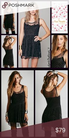 💕Nwt/FreePeople Embellished Slips! AllColorsXS/SM 💕ALL NWT/Free People Embellished Slips! Sizes XS/SM all colors available Black/Peach/Ivory/Teal/Berry/Just ask I will check/In sizes extra Small/Small! Most are nets/a couple worn 1 time? Unlined! Cleaning out my closets!! Tons of Free Peoplr to List! ? Ask! Use as Tunics/Dresses/or layer over tops or dresses! Free People Intimates & Sleepwear Chemises & Slips