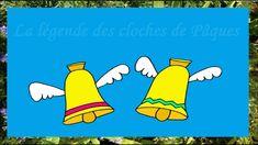 La légende des cloches de Pâques - Easter in France - Ostern in Frankreich