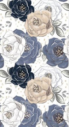 Trendy Ideas For Wallpaper Iphone Art Etsy Print Wallpaper, Flower Wallpaper, Screen Wallpaper, Pattern Wallpaper, Flower Backgrounds, Wallpaper Backgrounds, Wallpaper Lockscreen, Wallpaper Ideas, Jolie Photo