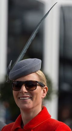 Zara Phillips Tindall, March 17, 2016 | Royal Hats