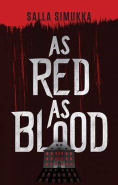 """""""In the midst of the freezing Arctic winter, seventeen-year-old Lumikki Andersson walks into her school's darkroom and finds a stash of money splattered with someone's blood. She is swept into a whirlpool of dangerous encounters with dirty cops and a notorious drug kingpin as she helps to trace the origin of the cash."""""""