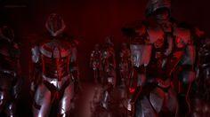 Crimson Soldiers by JoePingleton.deviantart.com on @DeviantArt