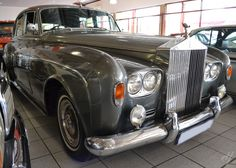 1963 Rolls Royce Silver Cloud III Call Ian at Hamptons on 011 463 2160 / 082 570 0817 More details at: http://www.hamptons.co.za/pages/showroom/?zDispID=ProdRolls_Royce_Silver_Cloud_III