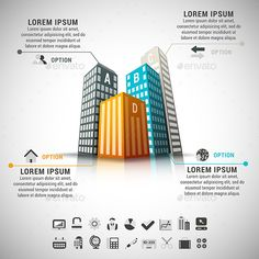 real estate infographic elements vector illustration real