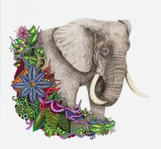 Coloured By Karen Oderkirk. Artist: Free to color from Steve Squidoodle Turner Polychromos.