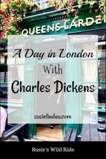 A Day in London with Charles Dickens. Travel with a walking tour to Buckingham Palace, the Dickens Museum, Covent Garden and more