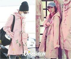 G-Dragon X Sandara Park  again! Tis couple!!! But i love dara more in this coat