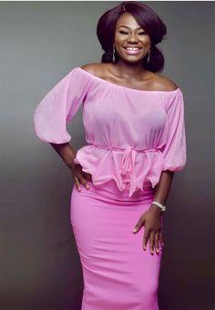 nice Critics force celebrities to live fake lives, Andrianna Adebiyi declares