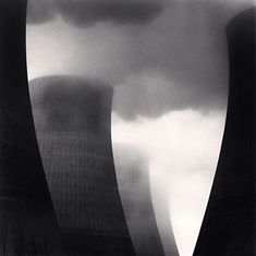 Michael Kenna - Ratcliffe Power Station Study 40