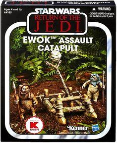 Ewok assault catapult