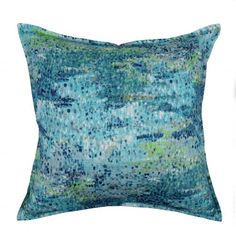 Funchai Oceano a flamboyant, evoking bold design. The dramatic pointillist colour fields and shades of ombre add to the exotic story. Scatter Cushions, Throw Pillows, Bespoke Furniture, Staycation, Exotic, Fields, Shades, Colour, Bedroom