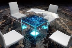 Event Table Rentals, Viewbox Dining Tables & More at kool.