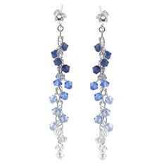 Tutorial - How to: Falling Stars Earrings | Beadaholique