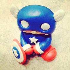 Figurine Captain America