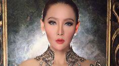 Gaun Malam Inul Daratista - Inilah Perancang di Balik 5 Busana Terpopuler 2016 Istri Adam Suseno
