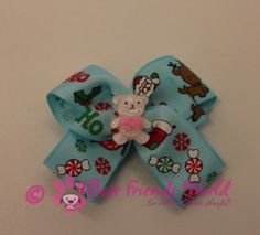 Bows, Fancy, Christmas Ornaments, Holiday Decor, Creative, Handmade, Gifts, Style, Arches