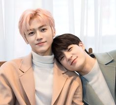 """""""I am an angel."""" """"I said I am an angel."""" """"Are you serious?"""" --- NCT x Nomin"""