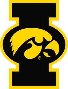University of Iowa Logo | Iowa Tigerhawk