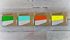 Papier Portemonnaie Big Neon I paprcuts