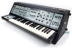 Roland SH-5. They knew their stuff back then, there's something about the Roland sound of this era that still gives me goosebumps!