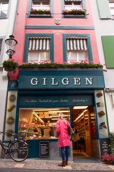 ...Pastries at Gilgen... via Where to Eat in Basel, Switzerland