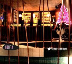 ¿Ya conoces Nolita Bogotá? Uno de los sitios para conocer en #Bogotá www.nolita.co