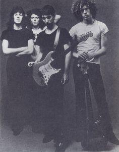 Jonathan Richman and Modern Lovers, 1973.