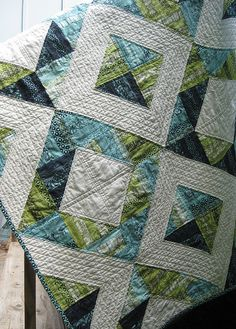 Neptune Quilt, closer view | Flickr - Photo Sharing!