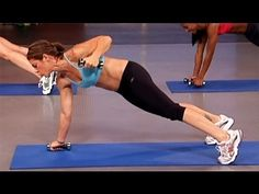 Troublespot circuit workout with Jillian Michaels