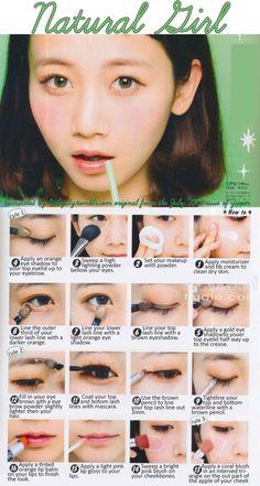 Cute natural makeup ⭐️⭐️   #JoinNerium #DebbieKrug #NeriumKorea…