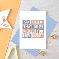 9b8986ac Stepfather Birthday Card For Stepdad Birthday | Other Dad | Happy Birthday  Stepdad Card | My Other Father | Card For Stepfather | SE0215A6
