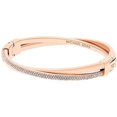 Michael Kors Bracelet, Michael Kors Jewelry, Cartier Diamond Bracelet, Jewelry Bracelets, Bangles, Fall Accessories, Rose Gold Jewelry, Bracelet Designs, Modern Jewelry