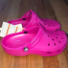 bdf742307 7 Best Pink Crocs images