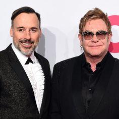 Pin for Later: Elton John Et David Furnish Sont Mariés!