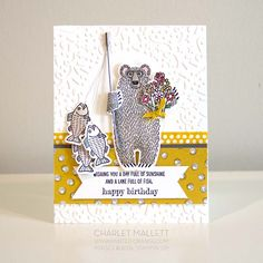 2016   Bear Hugs Clear-Mount Bundle	140823 Price: $51.00 , Confetti Textured Impressions Embossing Folder [140592] $7.50