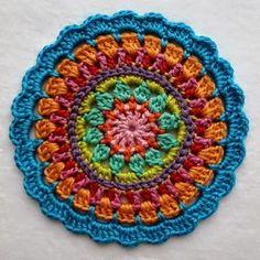 Mandalas A Crochet