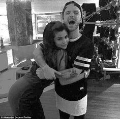 Selena Gomez Cheating With Josephine Skriver's Boyfriend Alexander DeLeon: Flirting To Make Justin Bieber Jealous? (PHOTOS)