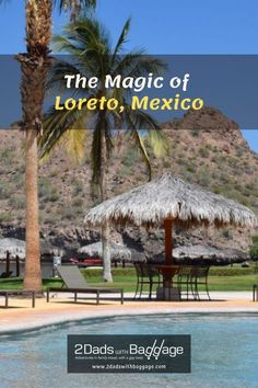 The Magic of Loreto, Mexico - 2 Dads with Baggage Family Vacation Destinations, Best Vacations, Vacation Trips, Best Places To Travel, Places To Visit, Hotel Santa Fe, Ocean Activities, Wanderlust Travel, Cruises