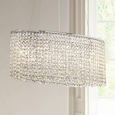 James R. Moder Clear Imperial Crystal 5-Light Chandelier - #N9080 | Lamps Plus