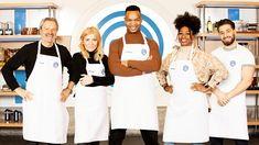Masterchef Uk, Group Of Five, Episode 3, No Cook Meals, Challenges, Cooking, Celebrities, Food, Kitchen