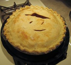 ***** a nut pie crust for mom***  Me Oh My, I Love Pie - 4 Crust Recipes plus Raspberry Cream Pie  - SHS