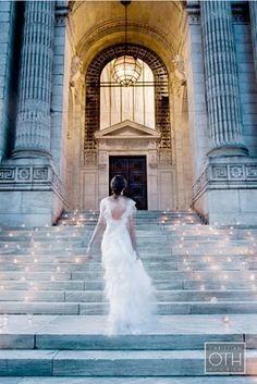 Steps n candles - GAJ Photographs